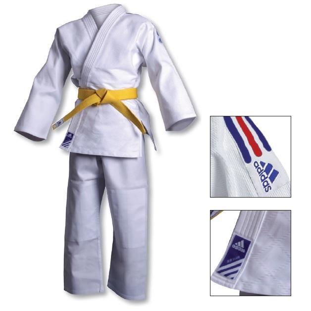 kimono de judo adidas 350 grammes kimono de judo initiation pour la pratique du judo. Black Bedroom Furniture Sets. Home Design Ideas