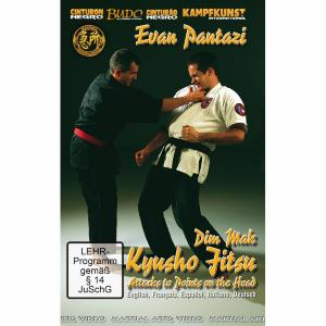 DVD Kyusho Jitsu: Points de pression de la tête - Budo International