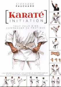 Livre Karaté initiation - Budo Editions