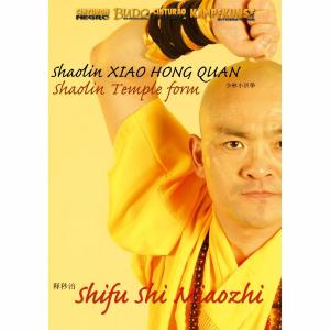 DVD Shaolin Xiao Hong Quan Form Tao Lu - Budo International