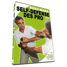 Karate Bushido - DVD Krav Maga Vol.4 : Self-défense des pro KBDVD8179