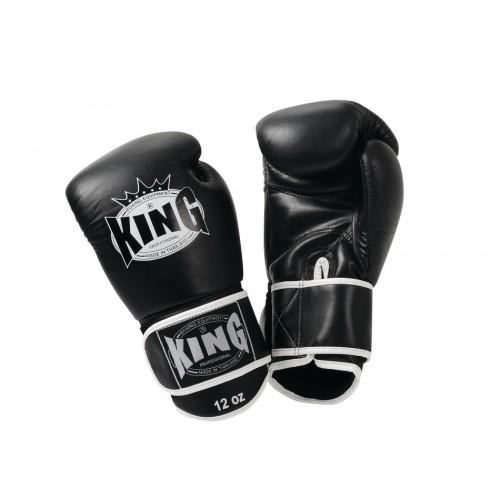 gants de boxe tha landaise en cuir sup rieur king bgk3. Black Bedroom Furniture Sets. Home Design Ideas