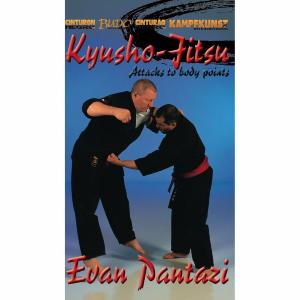 DVD Kyusho Jitsu: Points de pression sur le corps - Budo International
