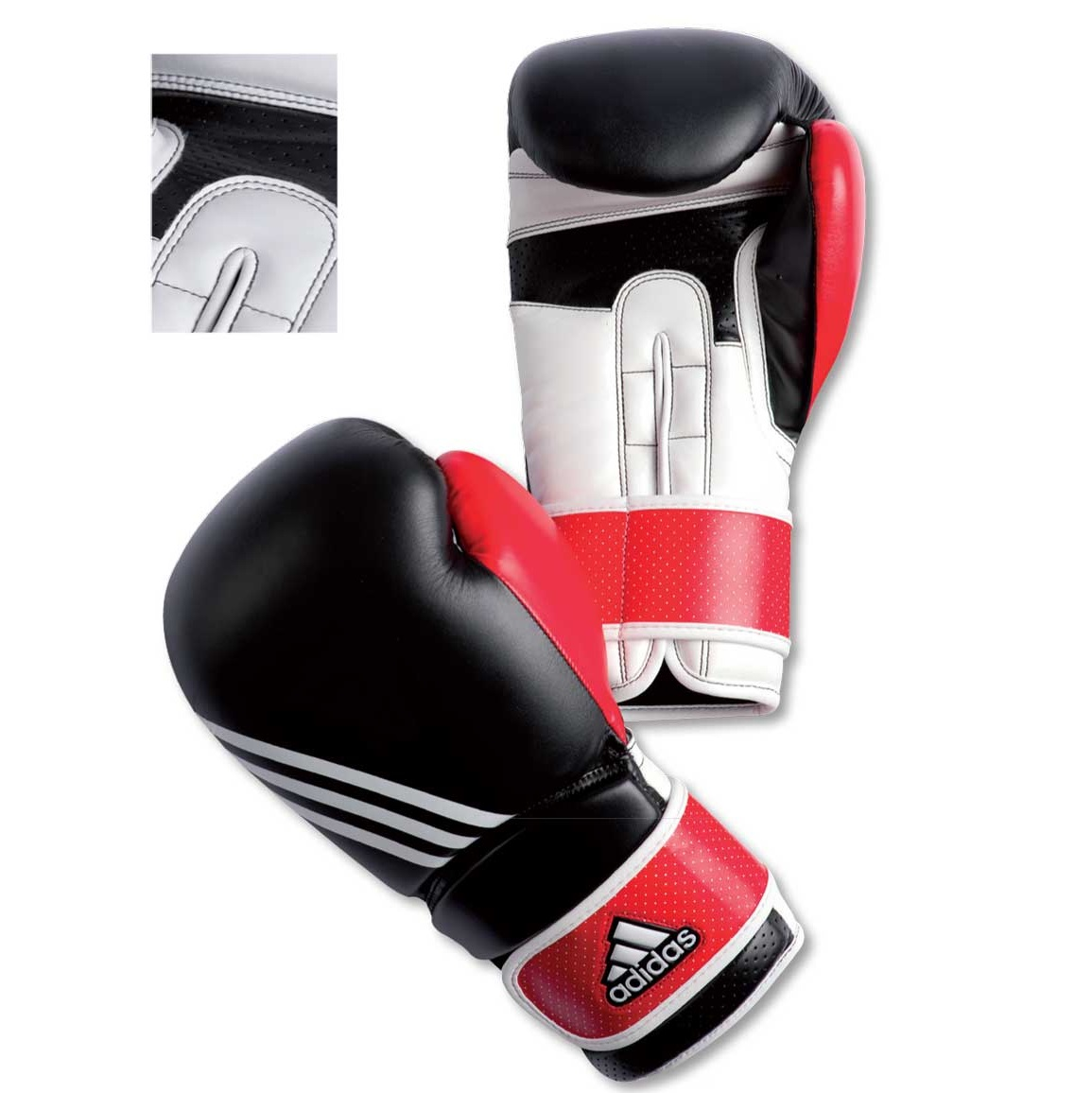 gants de boxe cuir adidas fujisport. Black Bedroom Furniture Sets. Home Design Ideas