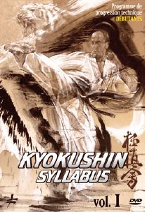 Indépendance prod - DVD265 Kyokushinkaï Syllabus vol1