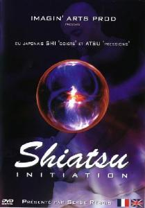 DVD Initiation au Shiatsu - Imagin Arts