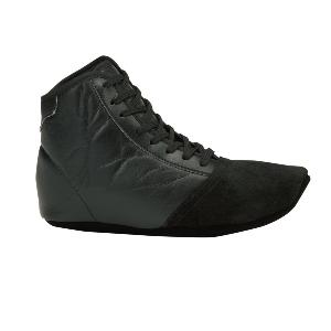 Bottes Chaussures Kung Fu noire Fuji Mae - 30805