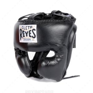 Casque boxe cuir pro CLETO REYES