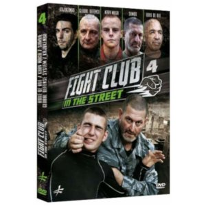 DVD Fight Club 4 - Indépendance Prod