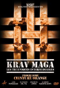 DVD Krav Maga - Programme ceinture orange DVD262