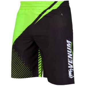Short de sport Venum Training Camp 2.0 - Noir/Jaune Fluo XL