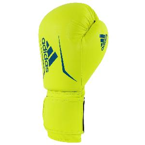 Gant de boxe Adidas speed 50 couleur Jaune 10 Oz