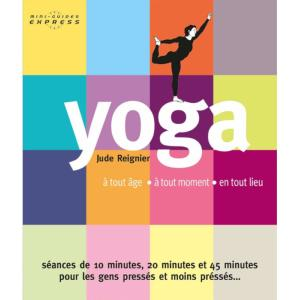 Mini-guide express : YOGA - Budo Editions