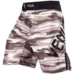 Fight short Venum Wave Camo marron M