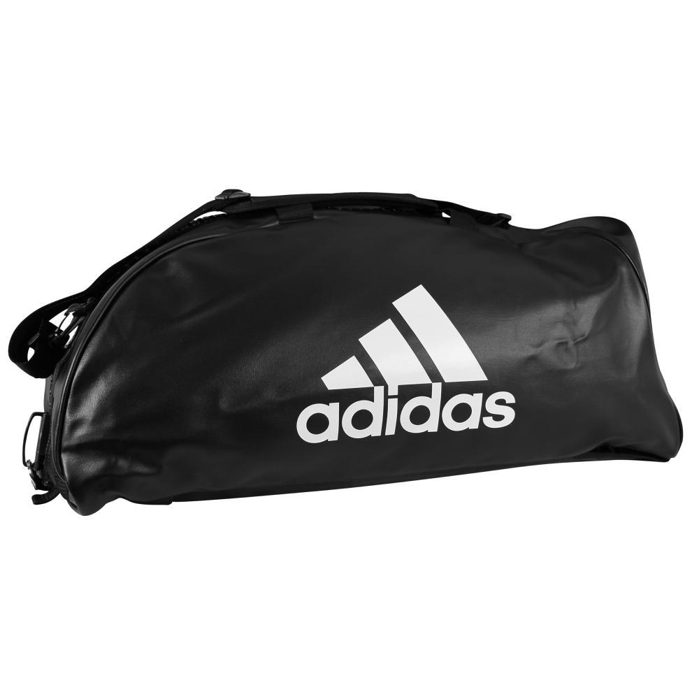 f746ccce39 Sac Adidas Combat Sport 2 en 1 T/L (65L) Noir/Blanc ...
