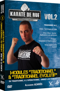 Karate de rue Vol2 - VP Masberg