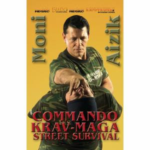 DVD Commando Krav Maga Street Survival - Budo International