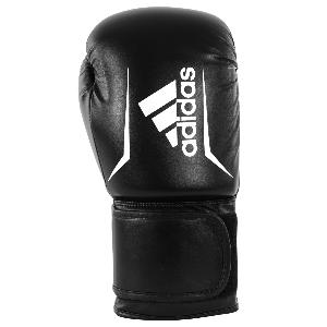Gant de boxe Adidas speed 50 couleur Noir/blanc 10 Oz