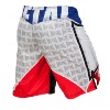 Short MMA French Flag - Metal Boxe