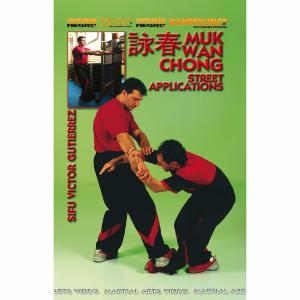 DVD Wing Tsun Wooden Dummy - Budo International
