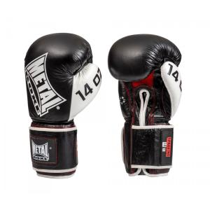 Gants de boxe sparring 2.0  METAL BOXE 18 Oz