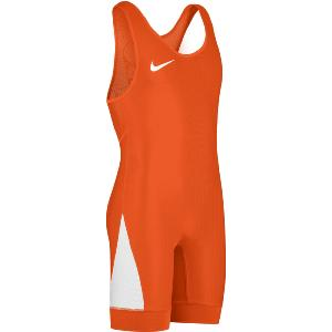 Tenue de Lutte Nike Elite Orange S