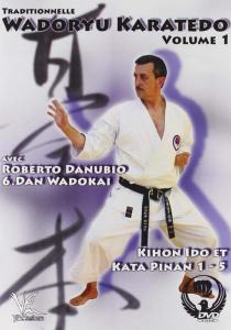 Wado Ryu Karate-Do Vol.1 Kihon Ido et Kata Pinan 1-5 - VP Masberg