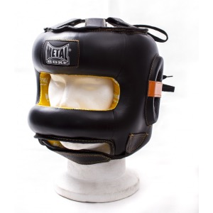 Casque de protection Metal Boxe, Twins
