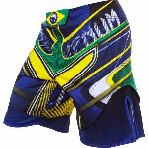 Fight short Venum Brazilian flag
