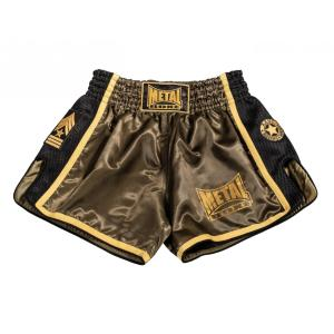 Short de Boxe Thaï Metal Boxe - Military XL