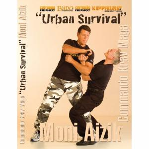 DVD Commando Krav Maga Urban Survival - Budo International