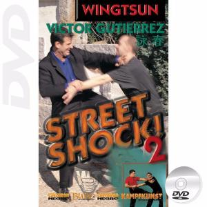 DVD Wing Tsun Street Shock Vol 2 - Budo International