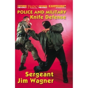 DVD POLICE & MILITARY KNIFE - Budo International