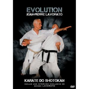 DVD Karate Do Shotokan Evolution - Imagin Arts