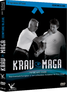 DVD Krav Maga officiel ceinture bleue VP Masberg
