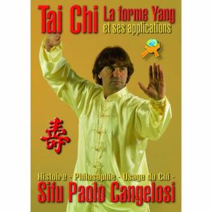 Livre Tai Chi Yang - Budo International