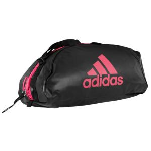 Sac Adidas Combat Sport 2 en 1 Medium (50L) Noir/Rose