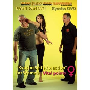 DVD Kyusho Self Défense Féminine - Budo International