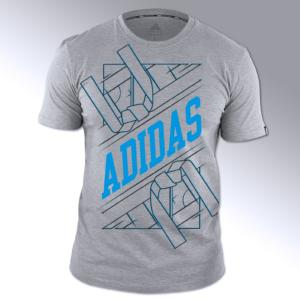 T-shirt adidas arts martiaux graphic belt
