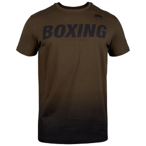 T-shirt Venum Boxing VT - Marron S