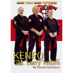 DVD Kenpo Ed Parker's System - Budo International