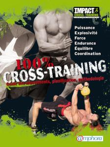 Livre 100 % CROSS-TRAINING -  Amphora
