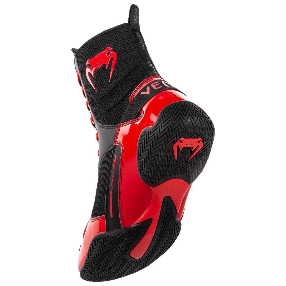 Boxe Pro Venum Elite Noirrouge De Chaussures 43 tshCQdrx