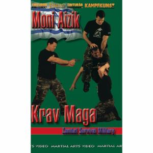 DVD Combat Survival Krav Maga - Budo International