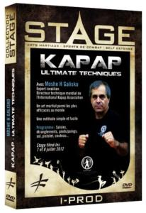 DVD Kapap Ultimate Techniques - VP Masberg