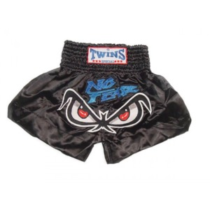 Short de boxe thaï Twins No Fear L
