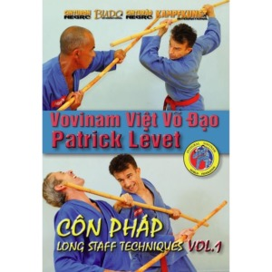 DVD Viet Vo Dao Bâton Long Vol.1 - Budo international