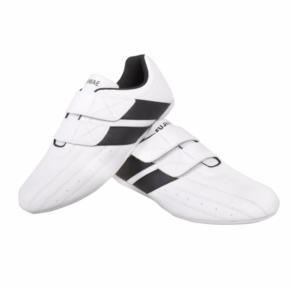 Chaussures Taekwondo Double Power blanc Fuji Mae 42