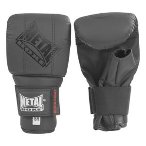 Gants de Sac Metal Boxe Black Light - MB201 Junior
