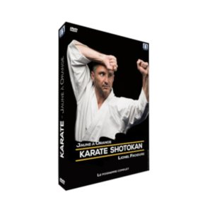 Karaté Shotokan Programme Complet Jaune à Orange - Imagin Arts